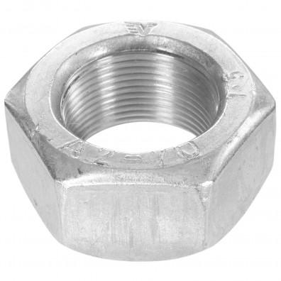 25 Sechskantmuttern Mf27 - SW41 - Feingewinde 1,5mm - Edelstahl A2 - DIN 934