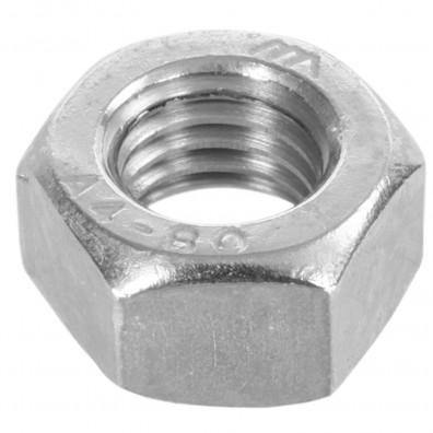 100 Sechskantmuttern - M14 - SW22 - Edelstahl A4 - DIN 934