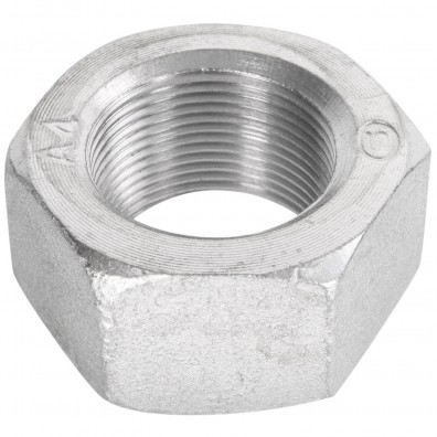 25 Sechskantmuttern Mf27 - SW41 - Feingewinde 1,5mm - Edelstahl A4 - DIN 934