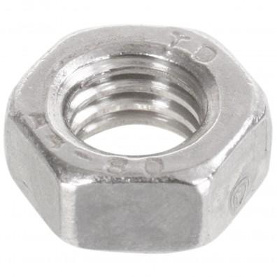 1000 Sechskantmuttern - M5 - SW8 - Edelstahl A4 - DIN 934