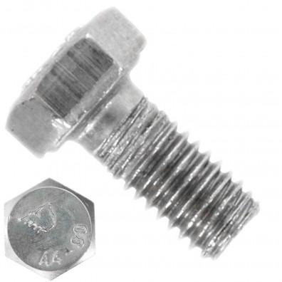 500 Sechskantschrauben M5 x 10 mm - SW 8 - Edelstahl A4 80 - DIN 933
