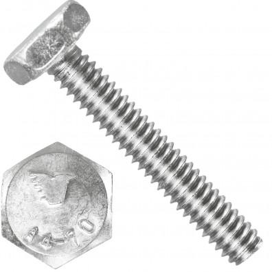 1000 Sechskantschrauben M2 x 12 mm - SW 4 - Edelstahl A4 - 70 - DIN 933