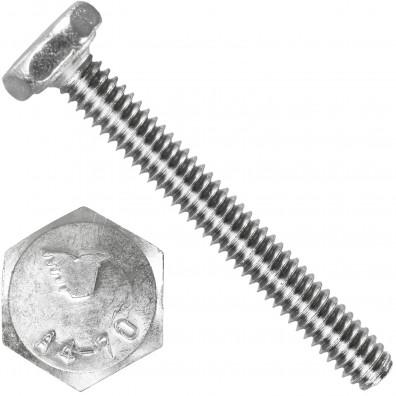 1000 Sechskantschrauben M2 x 16 mm - SW 4 - Edelstahl A4 - 70 - DIN 933