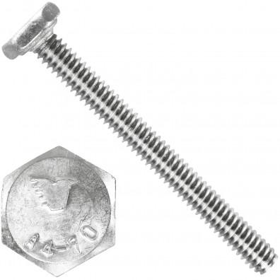 1000 Sechskantschrauben M2 x 20 mm - SW 4 - Edelstahl A4 - 70 - DIN 933