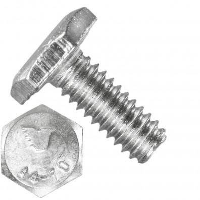 1000 Sechskantschrauben M2 x 5 mm - SW 4 - Edelstahl A4 - 70 - DIN 933