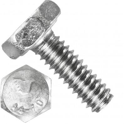 1000 Sechskantschrauben M2 x 6 mm - SW 4 - Edelstahl A4 - 70 - DIN 933