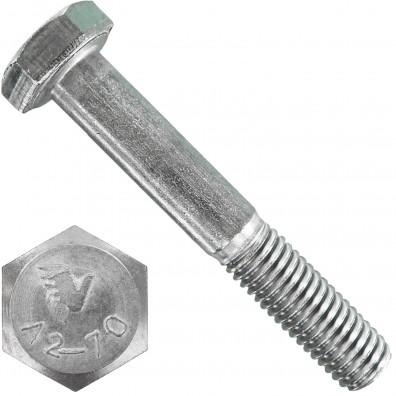 DIN 6912 Zylinderkopf-Schaftschraube niedrige Form M10x22 Stahl 8.8 blank