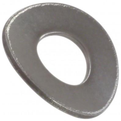 1000 Federscheiben DIN 137 - Edelstahl A1, Form B (gewellt) M 3