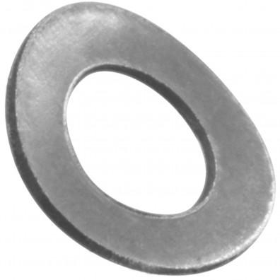 1000 Federscheiben DIN 137 - Edelstahl A1, Form A (gewölbt) M 2,3