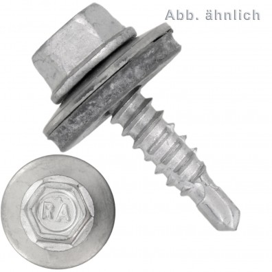 Bohrschrauben - Bohrleistung 0,63-2 / 1,5 - Bi-Metall