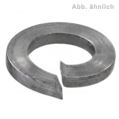 Federringe DIN 127 - Form A - Edelstahl A4