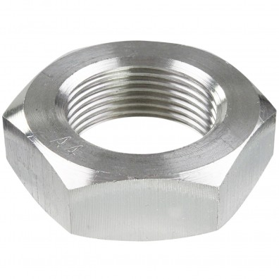 1 Sechskantmutter M36 - Feingewinde 3mm - niedrig, Form B - A4 - DIN 439
