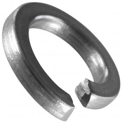 1000 Federringe für Zylinderschrauben M6 - DIN 7980 - Edelstahl A4