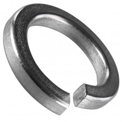 100 Federringe für Zylinderschrauben M20 - DIN 7980 - Edelstahl A4
