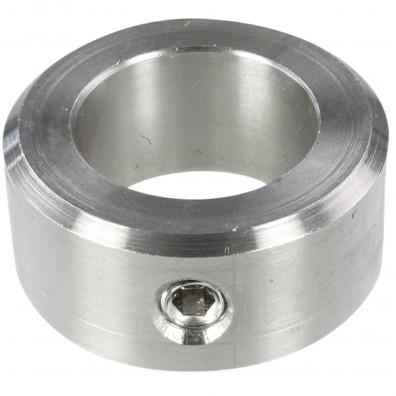 25  Stellringe 20 mm - DIN 705 - Form A - Edelstahl A2