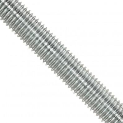 Gewindestange DIN 976 - 1000 mm - Linksgewinde - Edelstahl A2