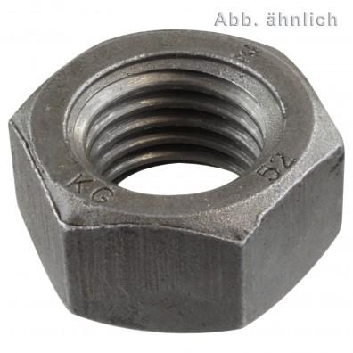 Sechskantmutter - DIN 934 - 24CrMo5 / 25CrMo4