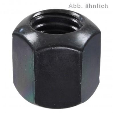 Sechskantmuttern - DIN 6330 - Form B - blank