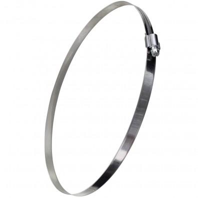 15 Premium Schlauchschellen W1 DIN 3017 verzinkt Bandbr. 12 210-230 mm