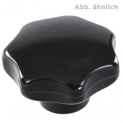 Sterngriffe - DIN 6336 - Kunststoff - Messing Gewindebuchse