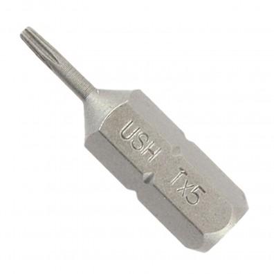 Torx (Tx) Bits - Standard Qualität - 25mm