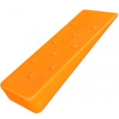 1 Fällkeil PP, 70 mm breit, 3-30 mm Höhe, 205 mm lang
