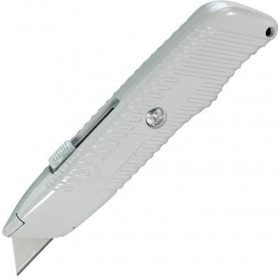 Universal Cuttermesser Aluminium für Trapez- und Hakenklingen