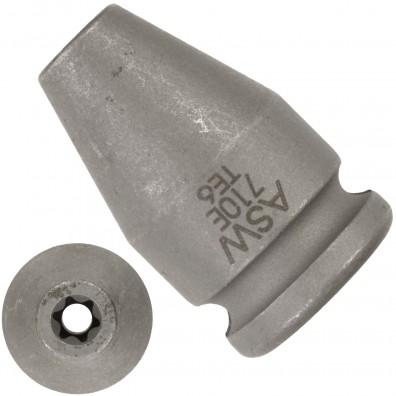 Steckschlüssel / Stecknuss - 3/8 Zoll Aufnahme - Abtrieb: Außen-Torx® (E-Profil)
