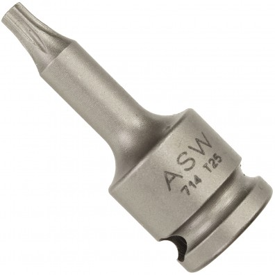 Steckschlüssel / Stecknuss - 3/8 Zoll Aufnahme - Abtrieb: Torx® (TX)