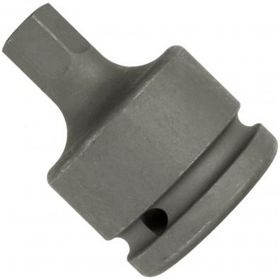 """1 ASW Steckschlüssel, Antrieb 3/4""""H 20 - Außensechskant,Länge 62 mm, SW 14"""
