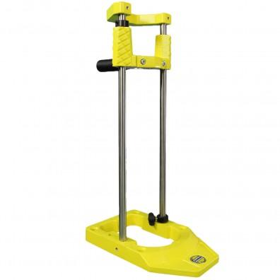 1 FAMAG Bohrständer mit Handgriff und Tiefenanschlag, max Bohrerlänge 350 mm