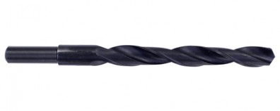 5 Marken-Spiralbohrer DIN 338 HSS-R abgesetzer Schaft 12x151mm