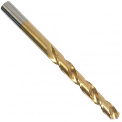 5 Spiralbohrer HSS-G TiN, DIN 338, 10,5 mm