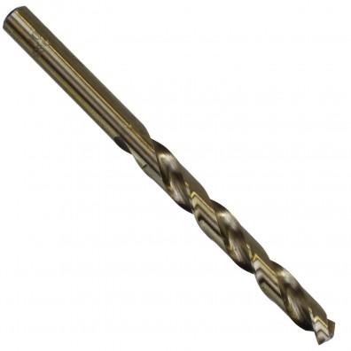 10 KEIL Edelstahlbohrer DIN 338 - Ø: 9mm Länge: 125mm, HSS-Cobalt, geschliffen