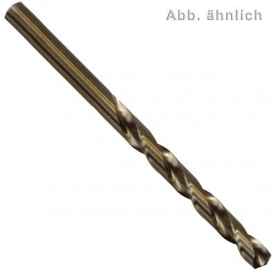 10 KEIL Edelstahlbohrer DIN 338 - Ø: 3,8mm, Länge: 75mm, HSS-Cobalt, geschliffen