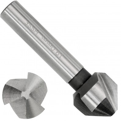 1 Kegelsenker HSS- Co 5% DIN 335  M8 - 19,0 mm