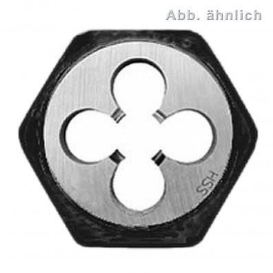 """1 Exact Sechskant- Schneidmutter, HSS, Form B, BSP Withworth- Rohrgewinde G 3/4"""""""
