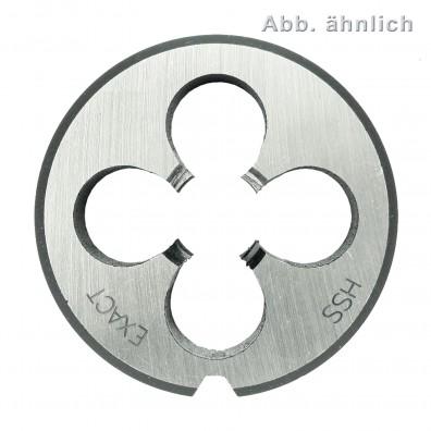 Premium Schneideisen DIN 223 - HSS - Form B - UNC (Unified- Grobgewinde) - Normalgewinde