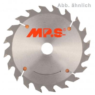 1 MPS Chrom-Vanadium Tischkreissägeblatt, Grobzahn, 56 Zähne, 600x30 mm
