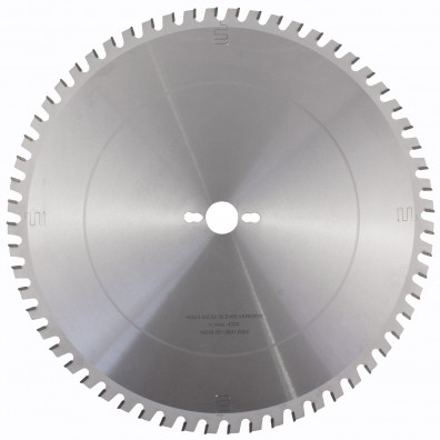 1 MPS HM bestücktes Handkreissägeblatt VarioFix, 60 Zähne, 400x3,5x30mm