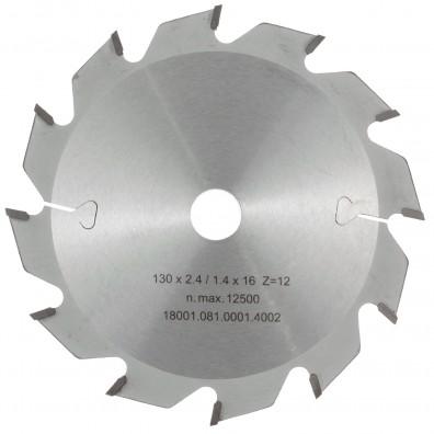 MPS Handkreissägeblatt - Hartmetall bestückt - Grobzahn