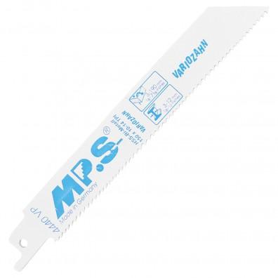5 MPS Säbelsägeblätter für Metall, extra dickes Blatt