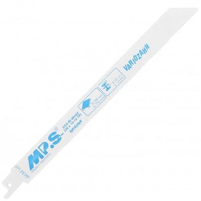 5 MPS Säbelsägeblätter für Metall S1122VF verschiedene Materialien 1,8/230mm