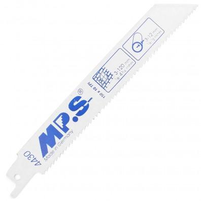 5 MPS Säbelsägeblätter S922HF für Holz mit Nägeln, Fensterrahmen 2,5/150mm