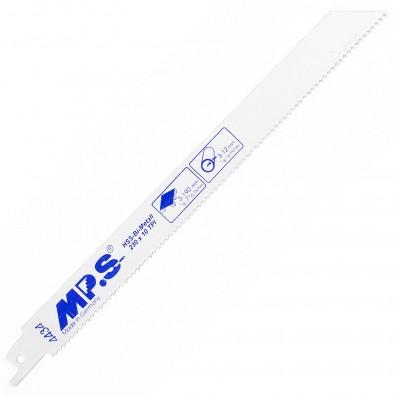 5 MPS Säbelsägeblätter für Metall S1122HF und Holz mit Nägeln,Paletten 2,5/230mm