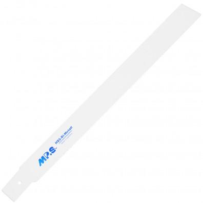 5 MPS Säbelsägeblätter mit Flex-Aufnahme,gerader Schnitt in Buntmetall 1,8/300mm