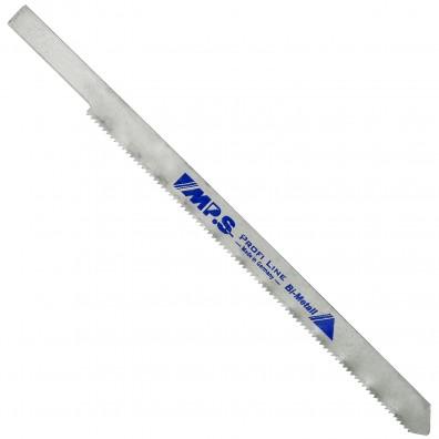5 MPS Stichsägeblätter mit Fein- Aufnahme aus BiMetall 1,2/132 mm