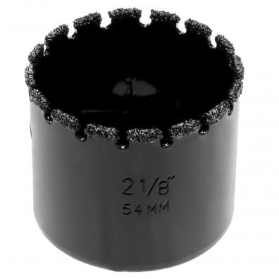 1 MPS Hartmetall- berieselte Lochsäge, für abrasive Materialien, 54 mm