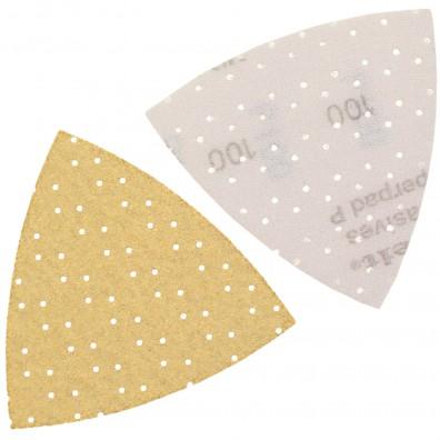 1 Dreieckschleifpapier Superpad P 93x93x93 mm P 100