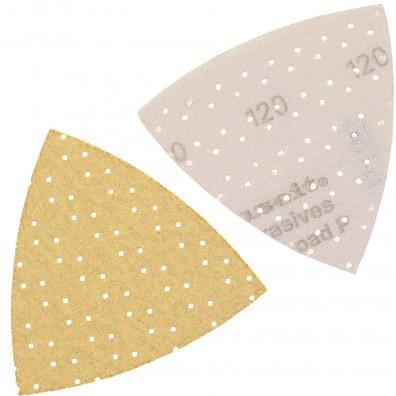 1 Dreieckschleifpapier Superpad P 93x93x93 mm P 120